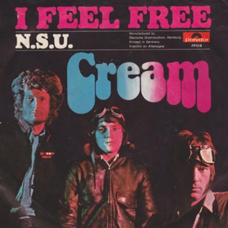 cream-I-feel-free